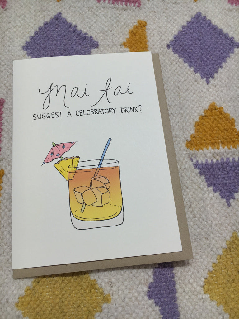 Mai Tai Suggest