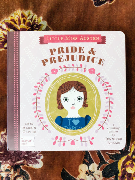 pride and prejudice a counting primer babylit