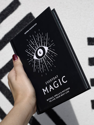 everyday magic rituals spells and potions book