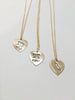 Heart State Necklaces