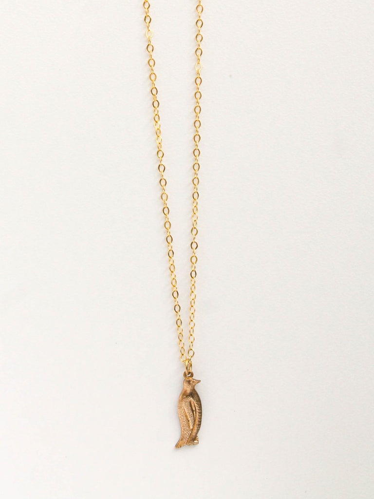 Lover Necklace: Penguin
