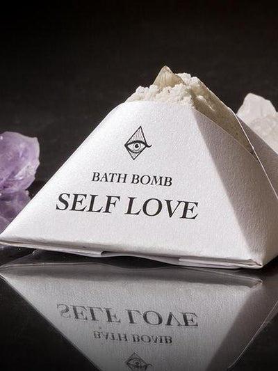 magic fairy candles self love bath bomb shower bomb