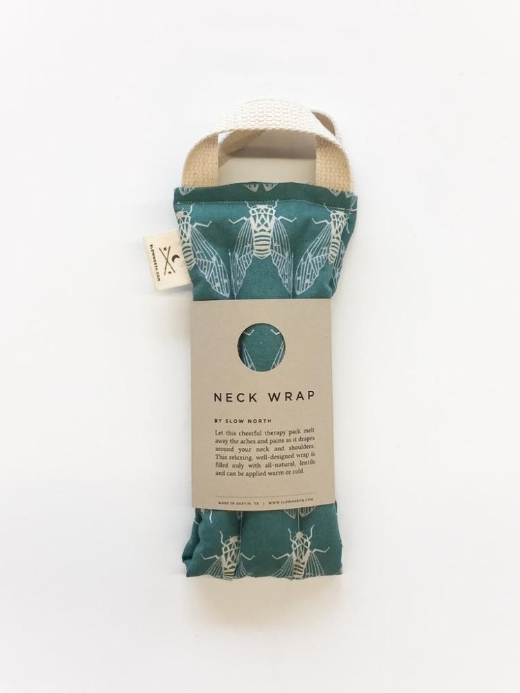 Neck Wrap Therapy Pack: Cicada Song