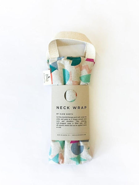 Neck Wrap Therapy Pack: Paper Cuts