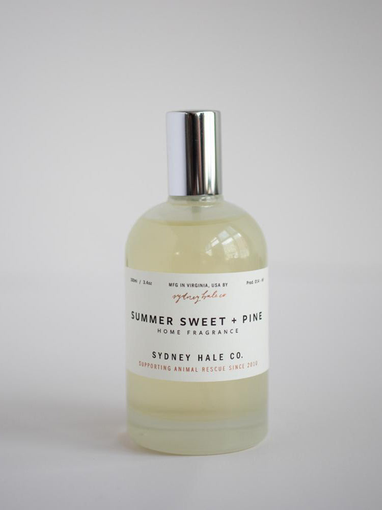 Summer Sweet + Pine Room Spray