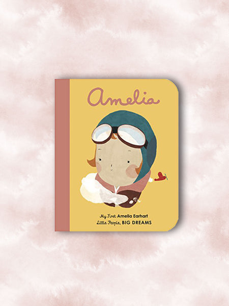 My First: Amelia Earheart