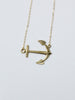 Fancy Creature Necklace: Anchor's Away