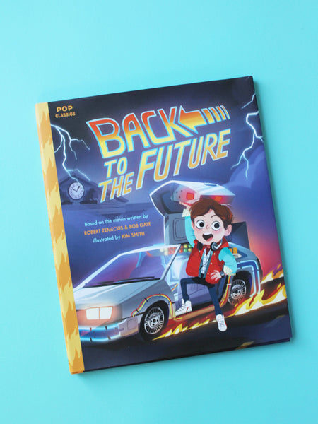 Back To The Future Book