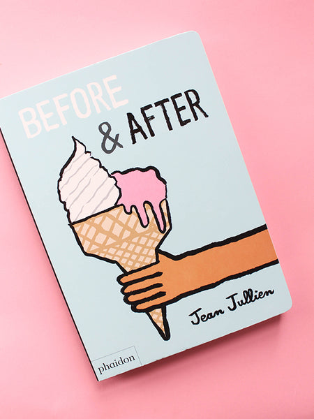 Before & After Book
