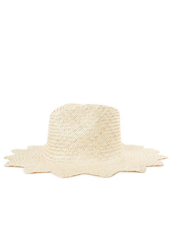 Blakely Fedora: Light Tan