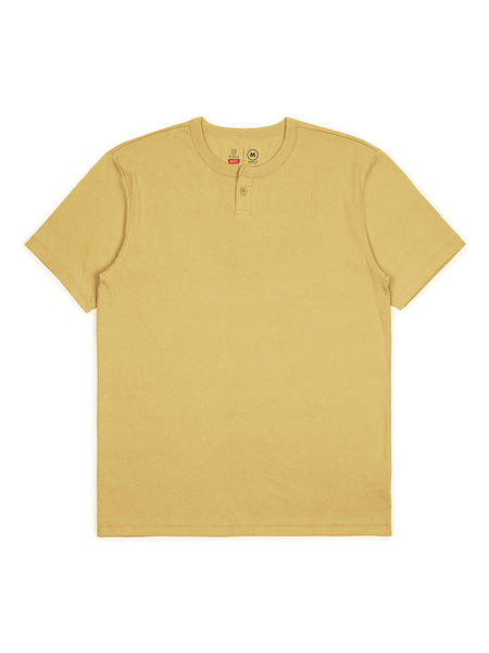 brixton basic s/s henley modela short-sleeve men's top