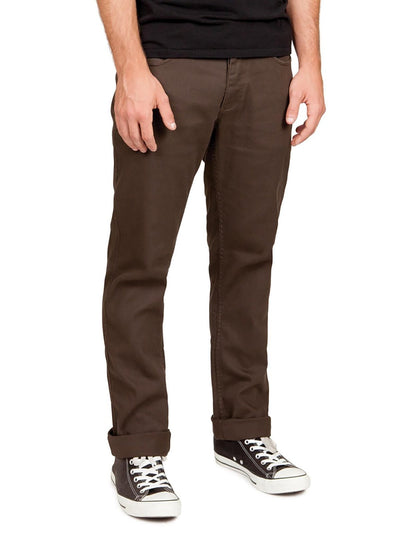 brixton reserve chino pant brown
