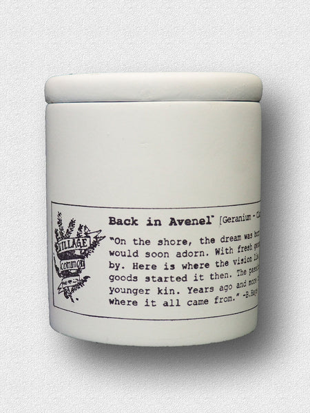 American Landscape Candle: Back In Avenel