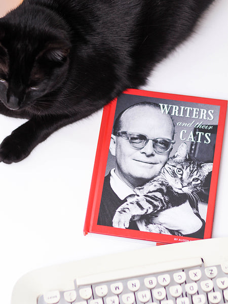 Writers And Their Cats Books