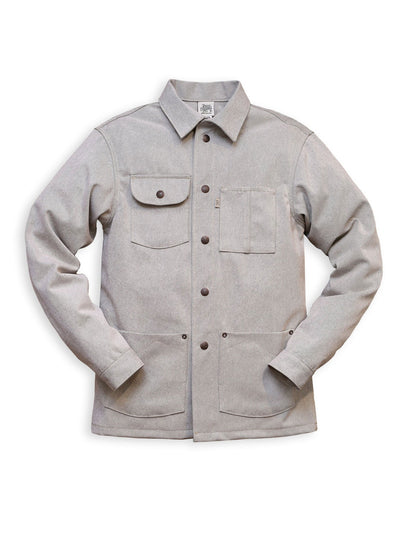 railcar fine goods oatmeal chore coat mens jackets outerwear