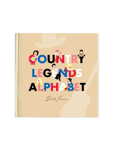 Country Legends Alphabet Book