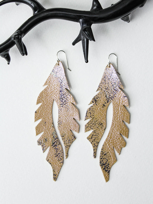 Leather Feather Minis: Dragon Breath