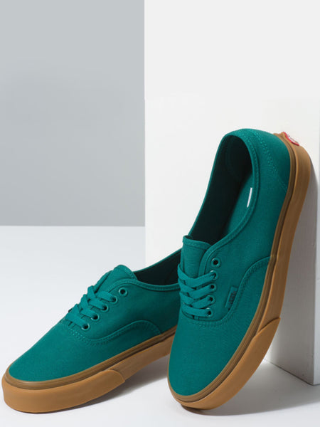 Authentic: Quetzal Green/Gum