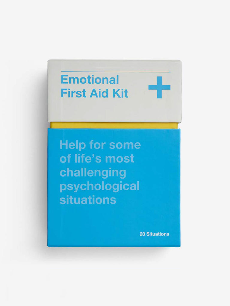 Emotional First Aid Kit Card Set