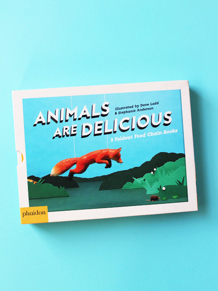 Animals Are Delicious