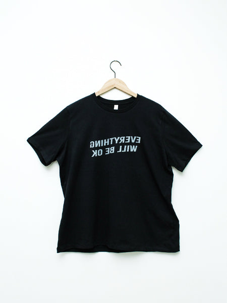 Affirmation Tee: Everything Will Be OK