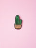 Feeling Prickly Enamel Pin