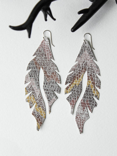 Leather Feather Minis: Golden Girls