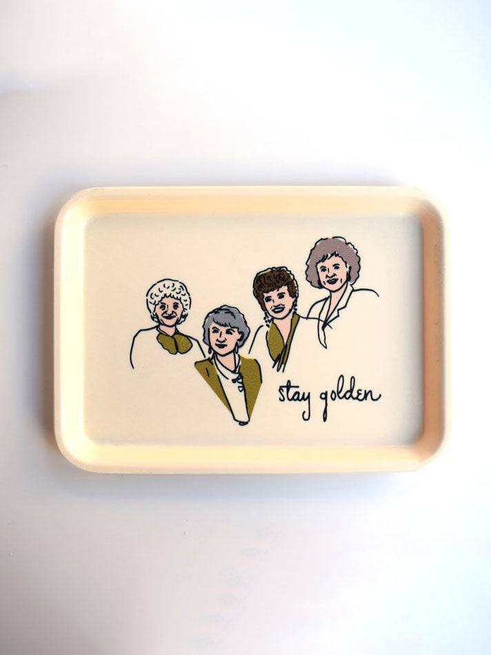 Golden Girls Cambro Tray