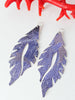 Leather Feather Minis: Grape Drink