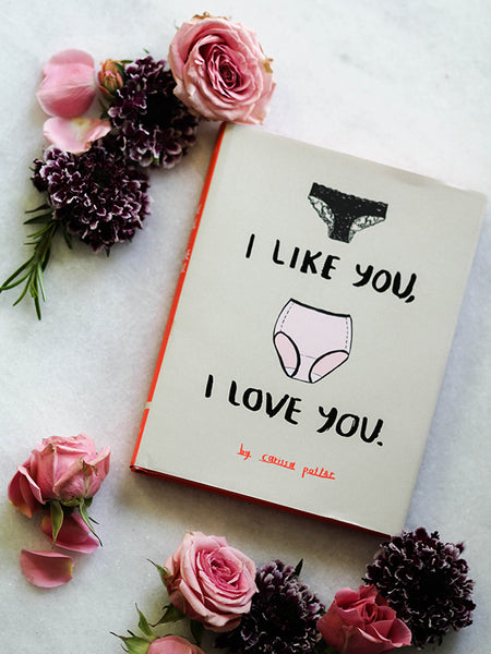 I Like You, I Love You Book