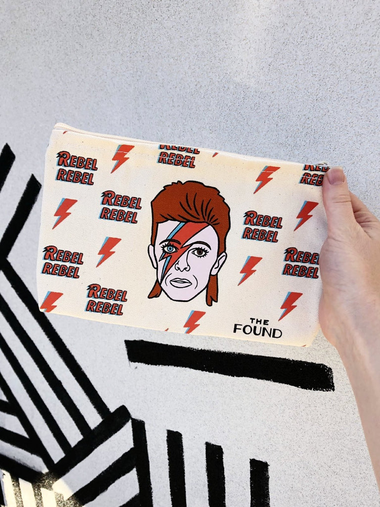 Bowie Rebel Pouch