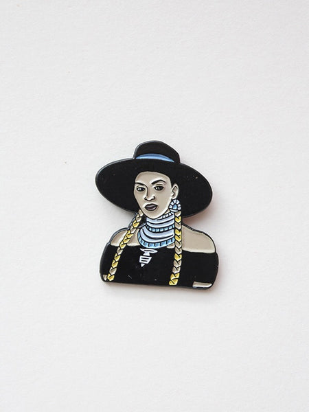 Beyonce Formation Pin