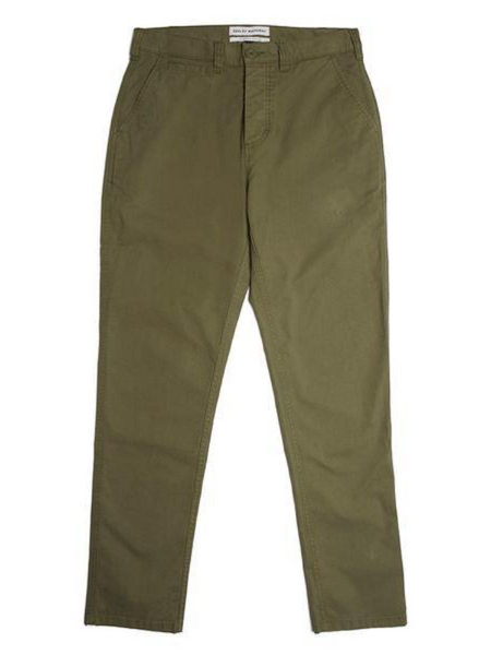Floyd Stretch Pant: Army Green