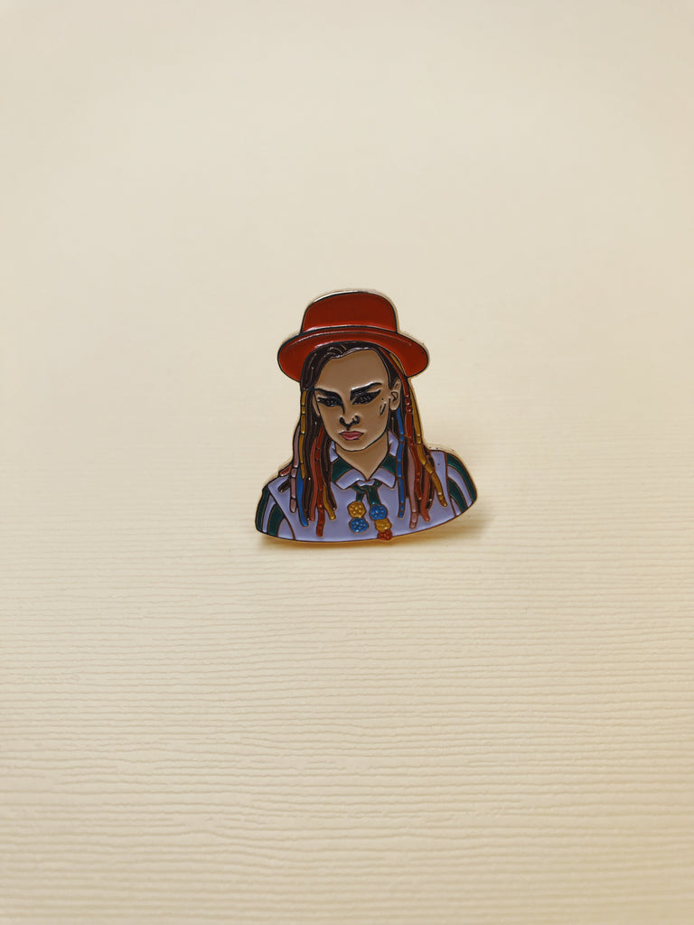Boy George Pin