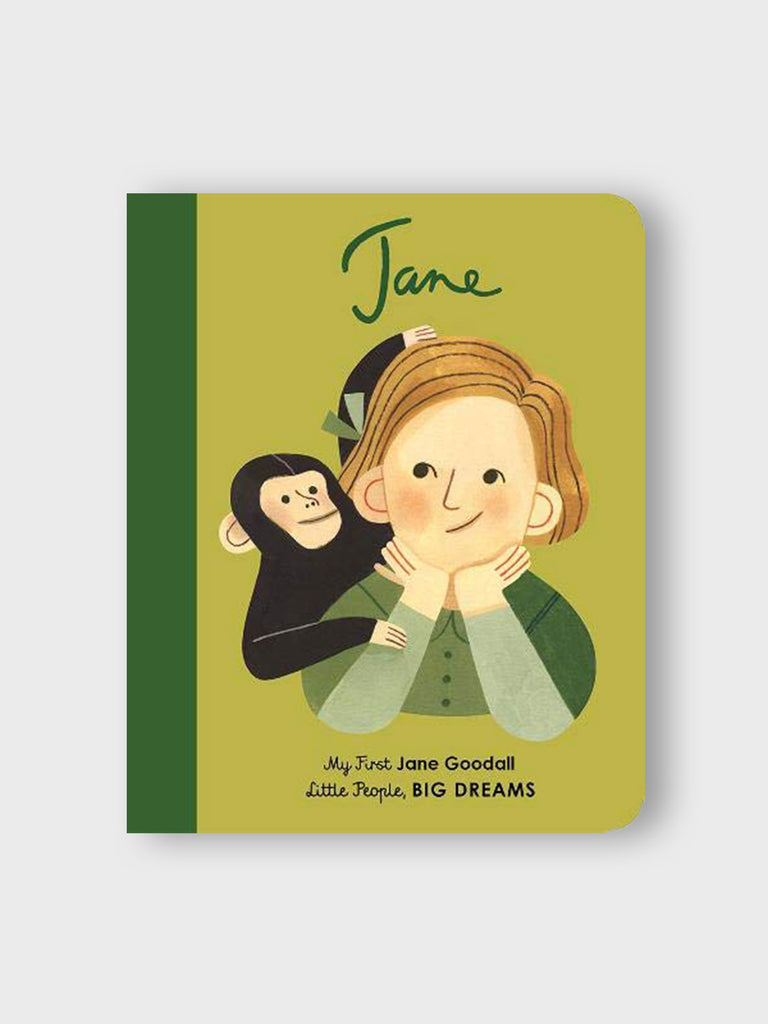My First: Jane Goodall
