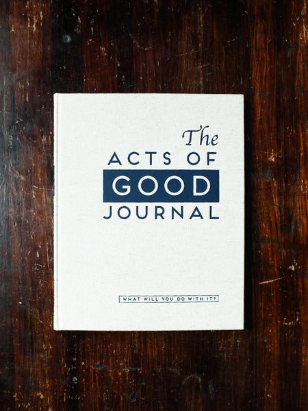 acts of good journal
