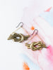 Fancy Creature Earrings: Love Knot