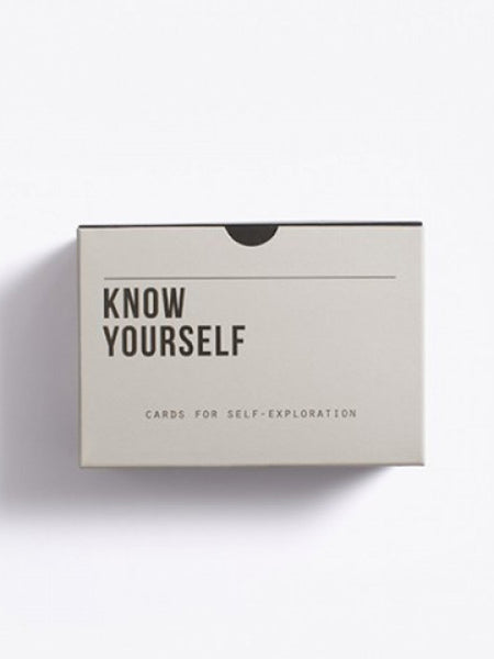 Know Yourself Prompt Cards
