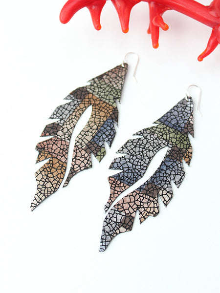 Leather Feather Minis: Castle Rock