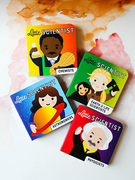 Little Scientist Book Set