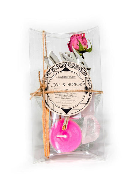 Love & Honor Ritual Kit, Mini