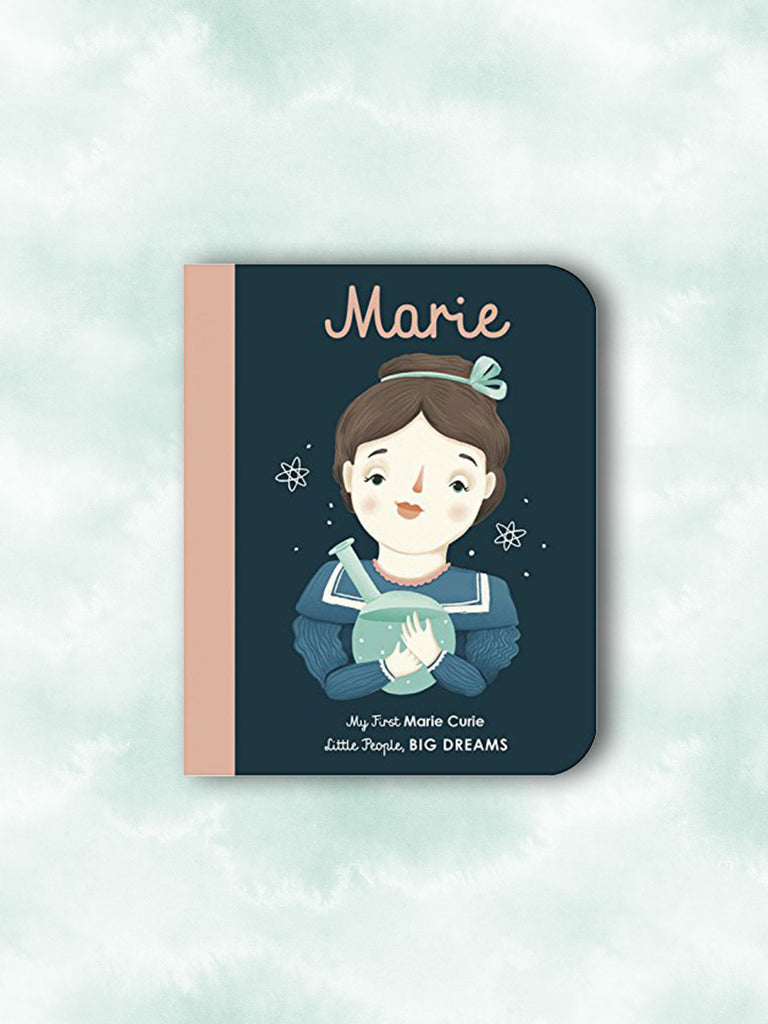 My First: Marie Curie