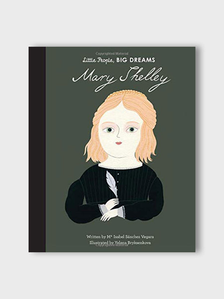 Little People Big Dreams: Mary Shelley