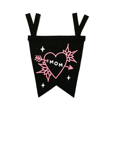 Mom Day Pennant