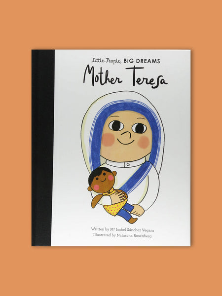 Little People, Big Dreams: Mother Teresa