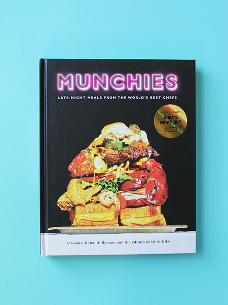 Munchies: Late Night Meals From The World's Best Chefs