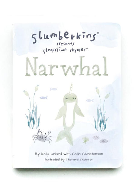 Sleepy Rhyme: Growth Mindset: Narwhal
