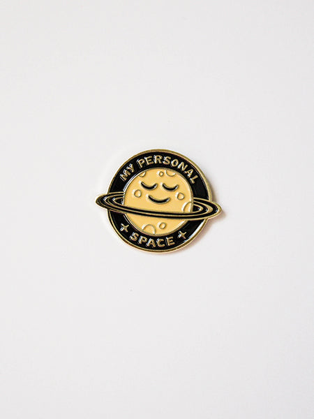 Personal Space Pin