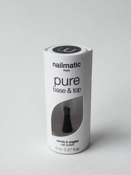 Pure 2 in 1 Base/Top Coat Polish