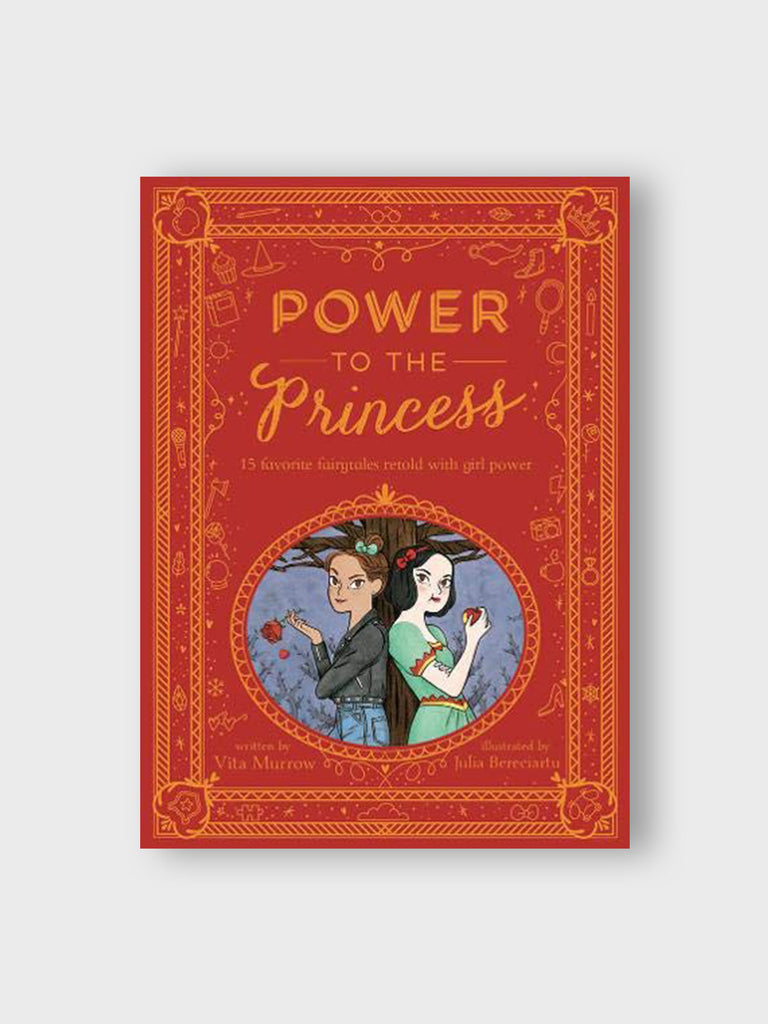 Power To The Princess